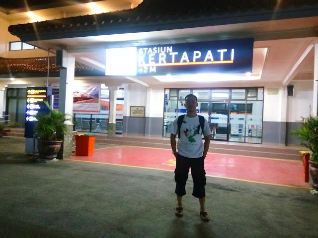 Review Stasiun Kereta Api Kertapati Palembang