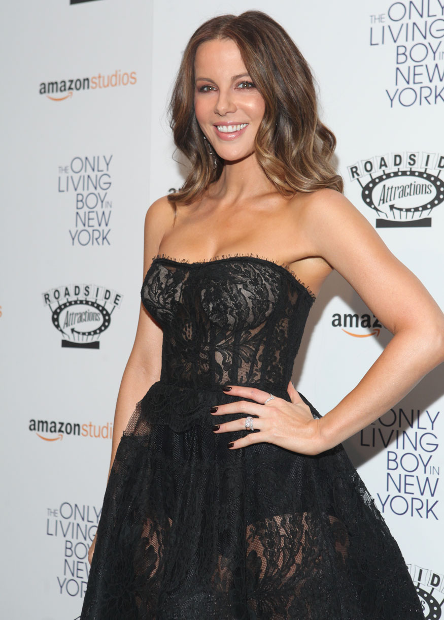 'The Only Living Boy In New York' Premiere in New York