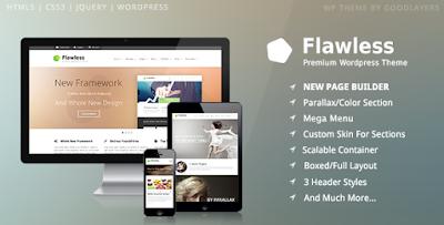 Flawless v1.21 – Responsive Multi-Purpose WP Theme