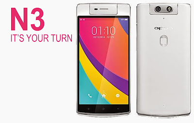 Flash Oppo N3 Instal from SD