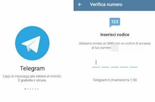 Account Telegram