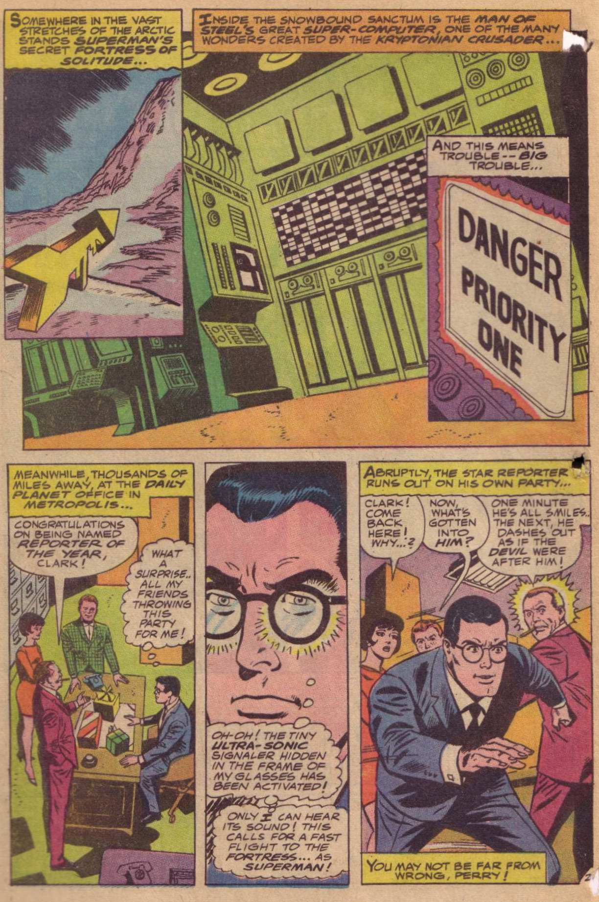 Read online World's Finest Comics comic -  Issue #181 - 3