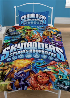 Official Skylanders Duvet Set