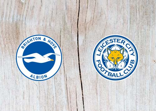Brighton vs Leicester - Highlights 24 November 2018