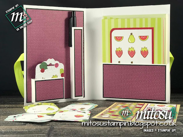 Tutti-Frutti Suite by Stampin' Up! Order from Mitosu Crafts UK Online Shop