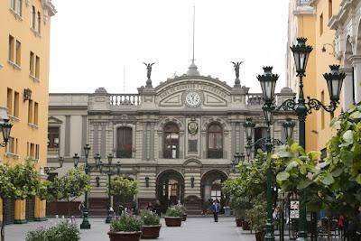 Museo filatélico Lima, Correos Lima, Museo correos