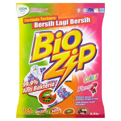 Contest Bio Zip Tawar Hadiah Lumayan