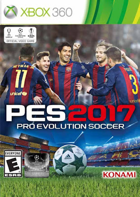 PES 2017: Pro Evolution Soccer 2017 PT-BR (LT 3.0) Xbox 360 Torrent