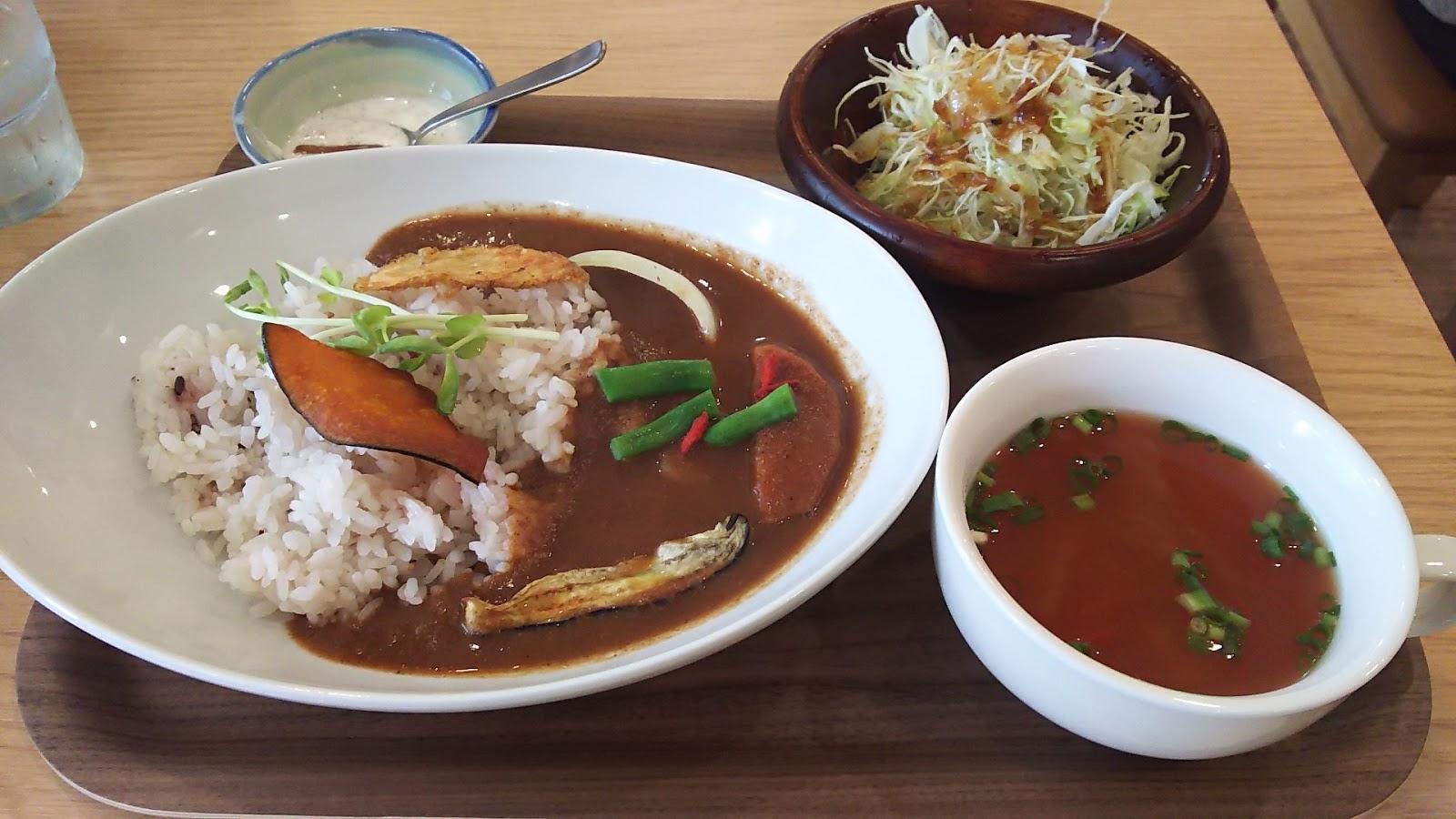 東 新宿 カレー
