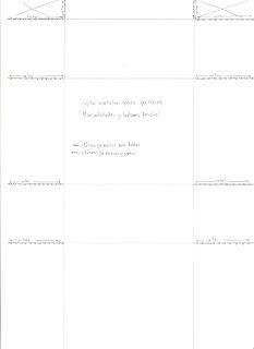 patrón cajas acetato patucos