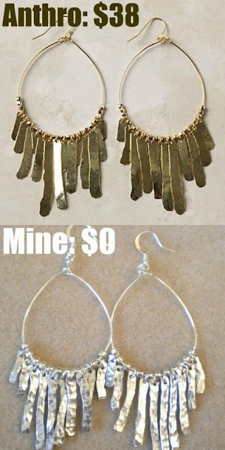 Diy Knock Off Shelves: 30 DIY Anthropologie Jewelry Project Knock-Offs