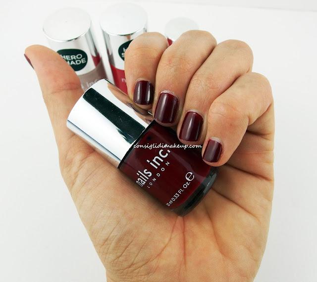 recensione classic kit nails inc