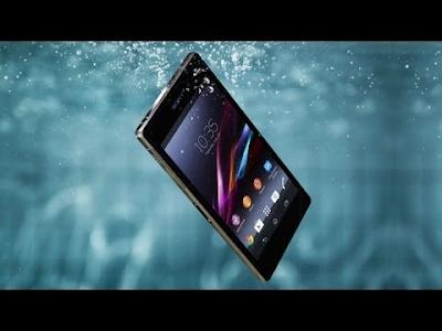 Thay màn hình Sony Z1 giá rẻ