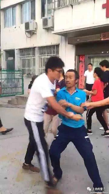 Violências contra os fiéis em Henan, 5 de setembro de 20118