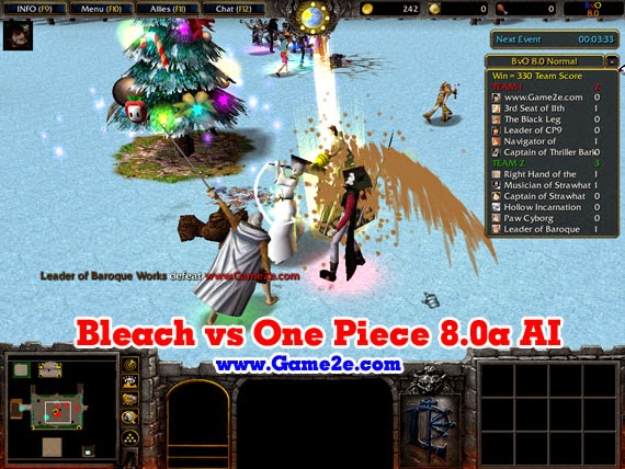 Download Map Warcraft 3 Naruto Terbaru Managerburan