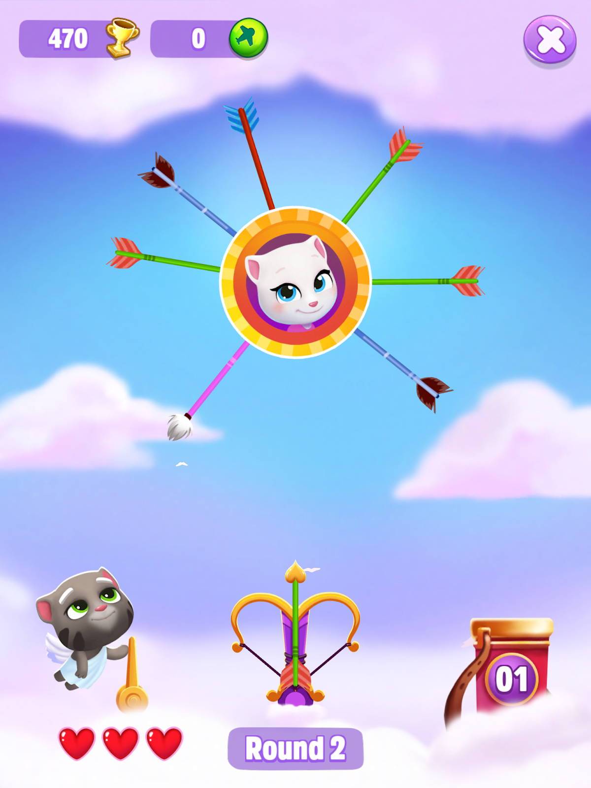 Laura's Game Articles: My Talking Tom 2 – Not Necessary, But