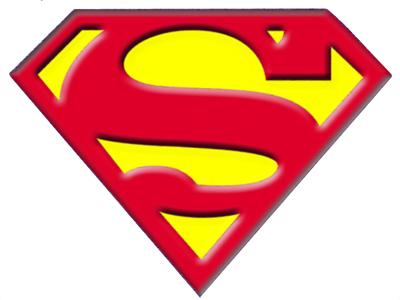 Material para edição: Superman