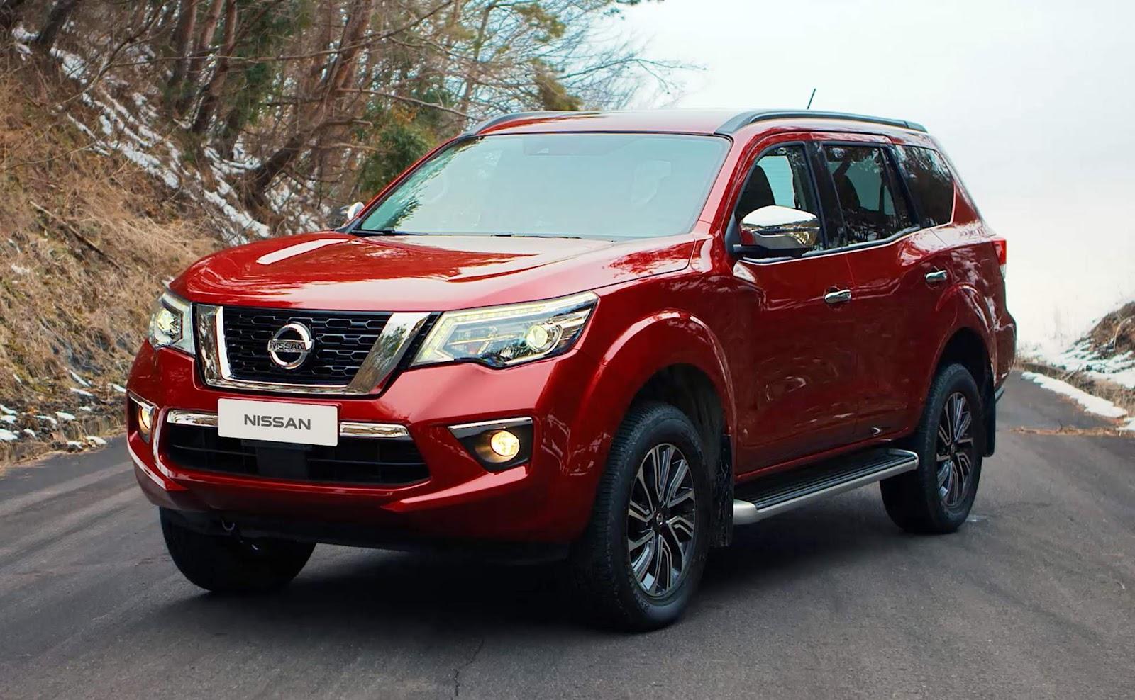 Nissan Terra 2019: fotos e detalhes do SUV para China ...