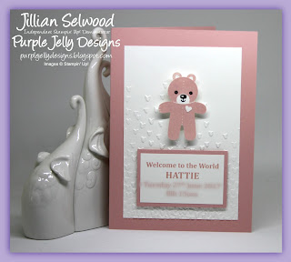 Cookie Cutter Christmas New Baby Card