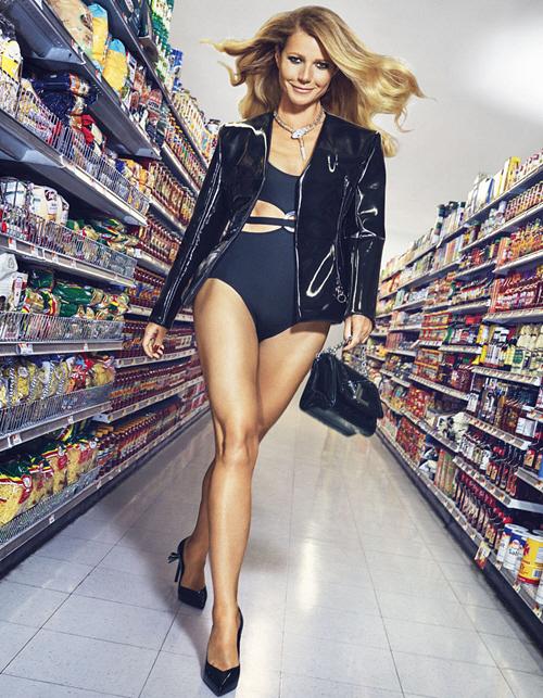 Gwyneth Paltrow, Harper's Bazaar 5