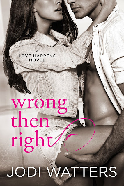 Wrong Then Right by Jodi Watters