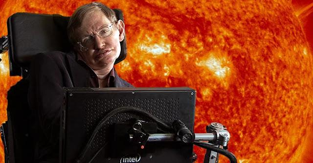 Ο ψευτο-επιστήμονας του κατεστημένου άρχισε πάλι το παραμύθι! Χόκινγκ:η θερμοκρασία στη Γη θα μπορούσε να φθάσει τους 250 βαθμούς Κελσίου