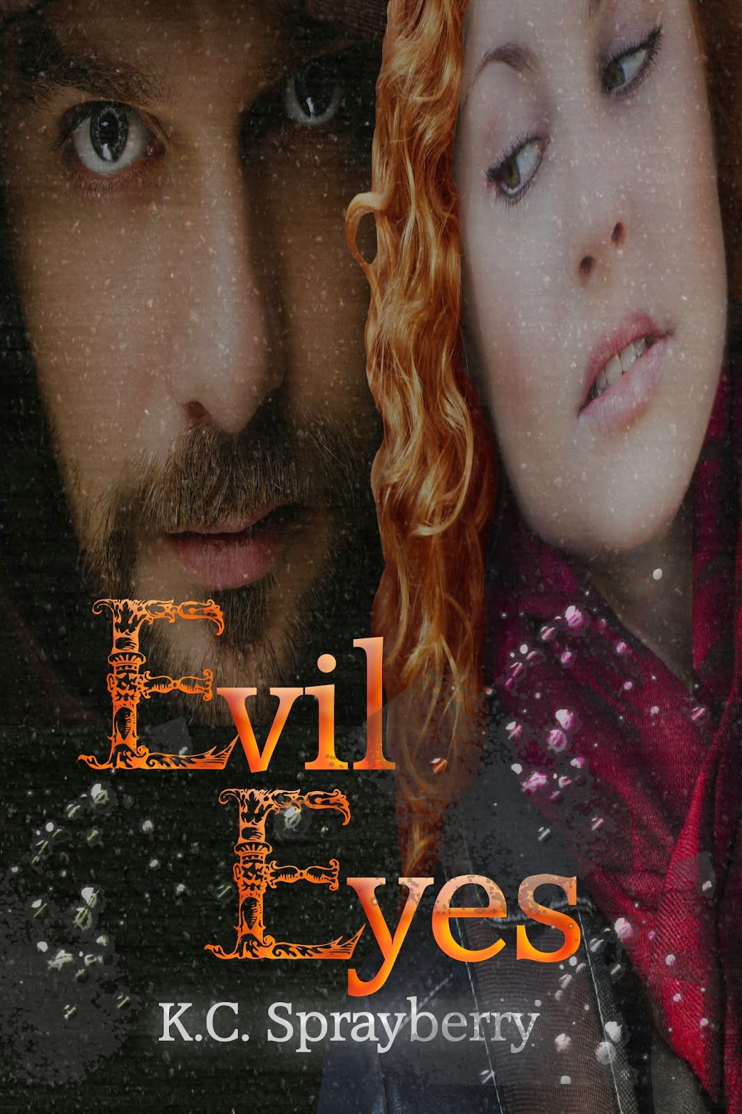 http://www.amazon.com/Evil-Eyes-K-C-Sprayberry-ebook/dp/B00J1QC3V8/ref=sr_1_1?s=books&ie=UTF8&qid=1395789092&sr=1-1&keywords=KC+Sprayberry