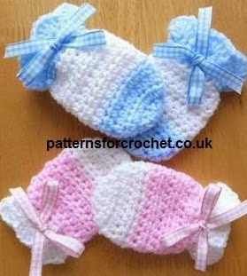http://www.craftsy.com/pattern/crocheting/accessory/pfc63-baby-mitts-baby-crochet-pattern/124005?SSAID=924082