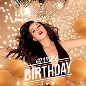 Download MP3 KATY PERRY - Birthday