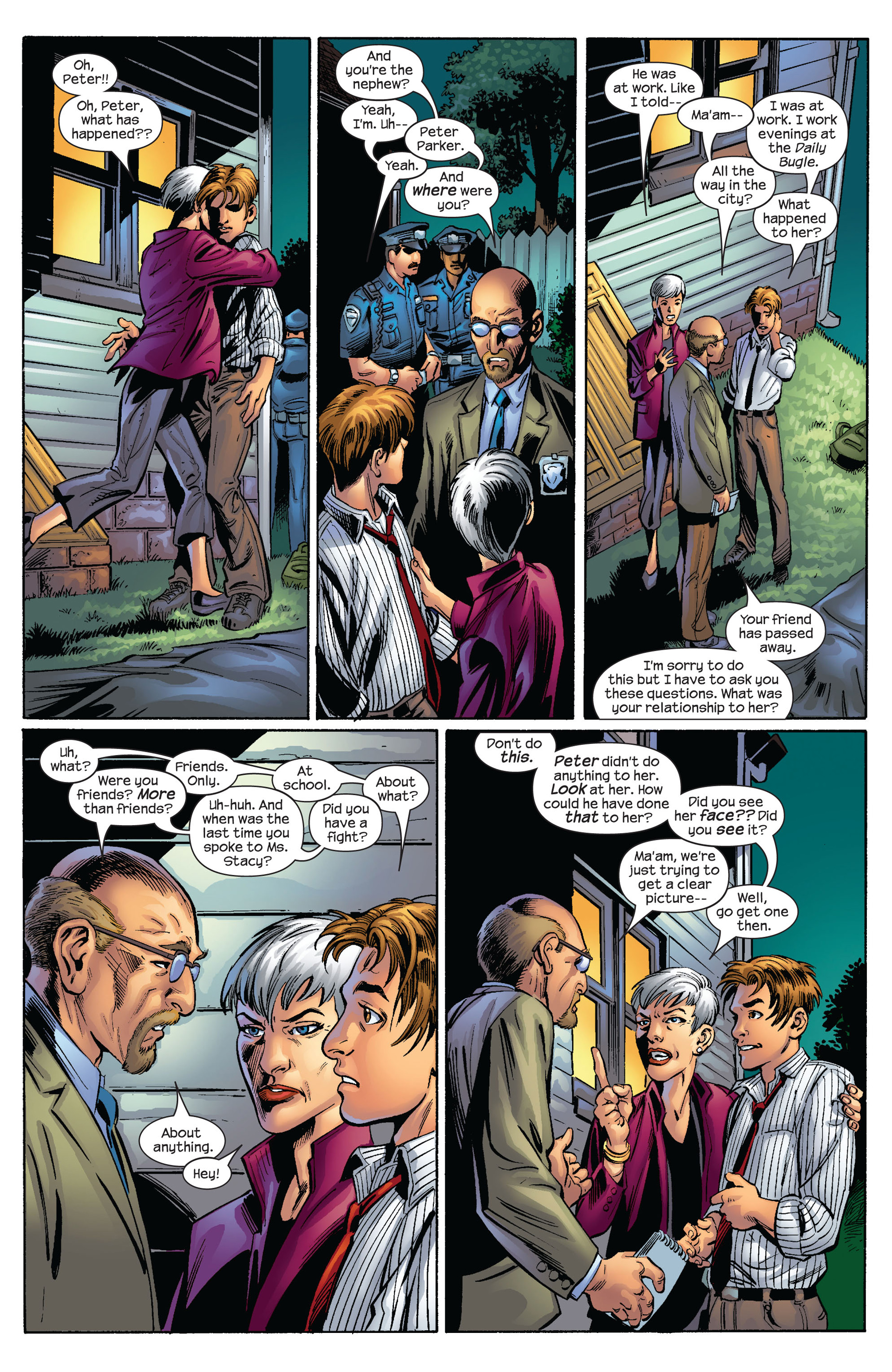 Read online Ultimate Spider-Man (2000) comic -  Issue #63 - 9