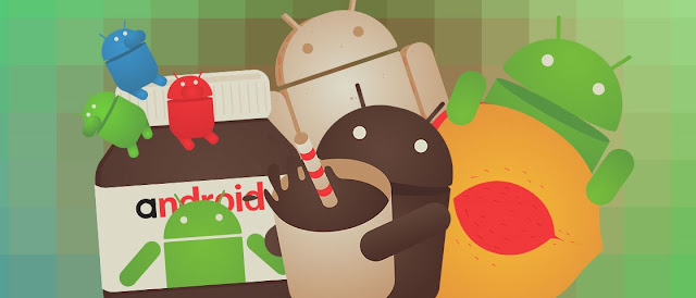 Android N - Nutella