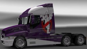Ghost skin for Iveco Strator