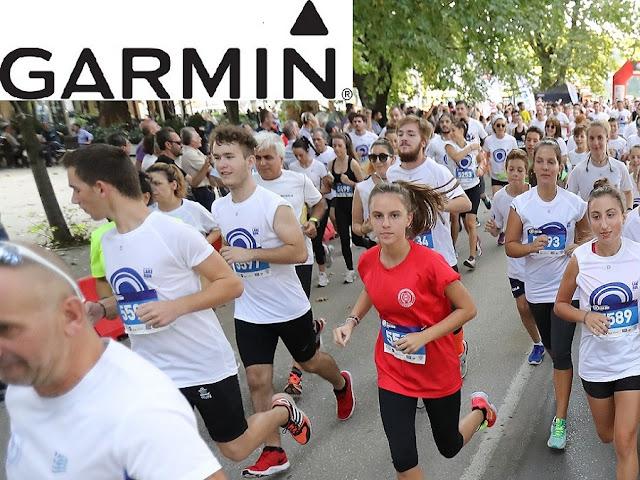 Γιάννενα: Η Garmin χορηγός στα 5 χλμ. του Ioannina Lake Run