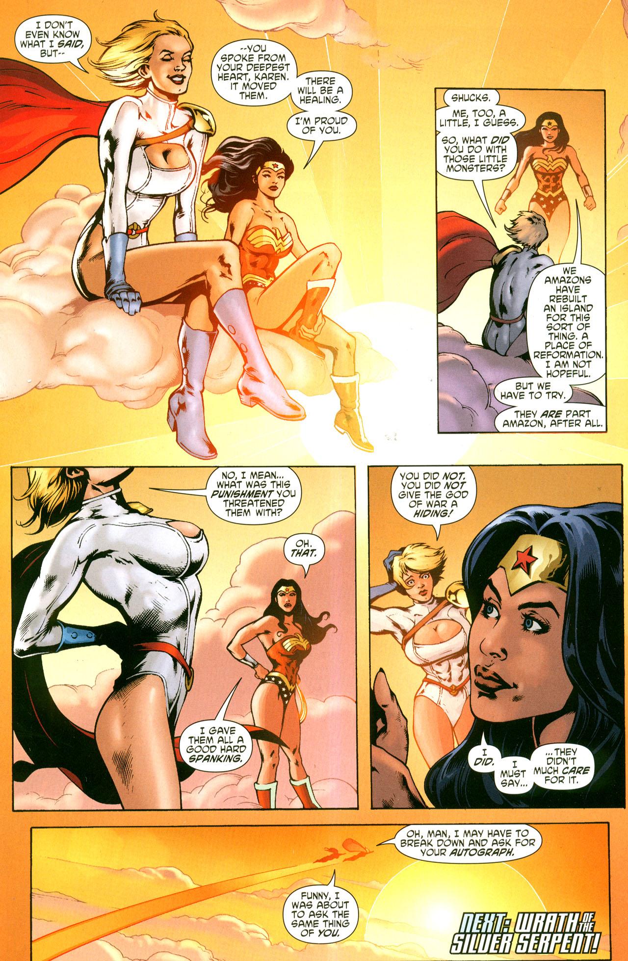 Read online Wonder Woman (2006) comic -  Issue #41 - 23