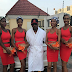 Controversial Lagos socialite, Pretty Mike Stepped out with Flower Girls For An Event (Video)