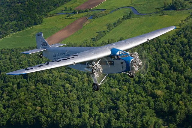 EAA FORD TRIMOTOR 5-AT-B