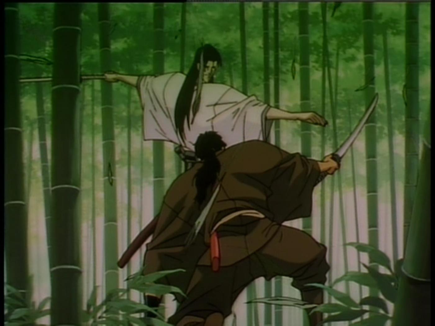 Anime Devil Wallpaper Happyotter Ninja Scroll 1993