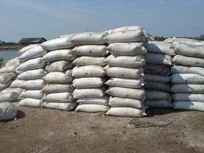 Indonesia Impor 500 Ribu Ton Garam Tahun Ini