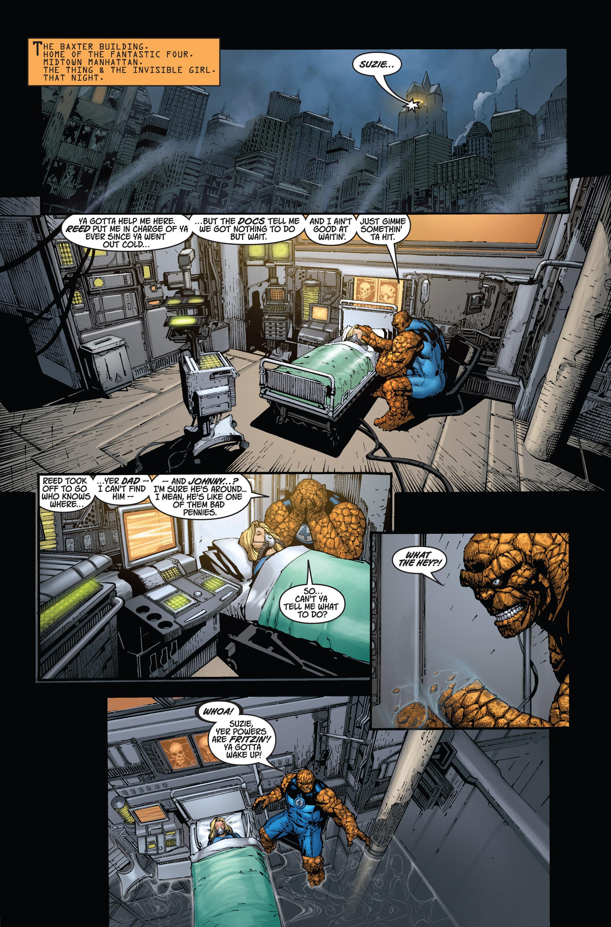 Read online Ultimatum comic -  Issue #2 - 11