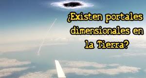 Historia de los extraños portales interdimensionales en el cielo