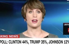 "GOP's Liz Mair Calls Trump ""A Loudmouth Dick"" On Live TV"