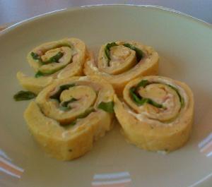 cara membuat sukun roll mayonais