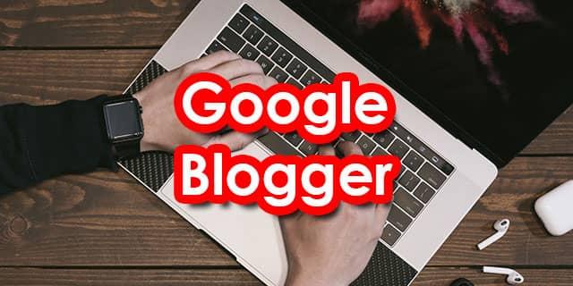 初心者のためのBloggerの使い方01 無料ブログの作り方