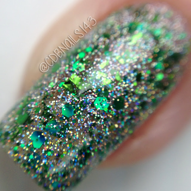 Sassy Pants Polish-Jolly Old Elf