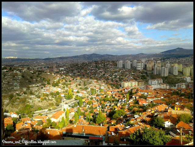 Sight-seeing in Ankara