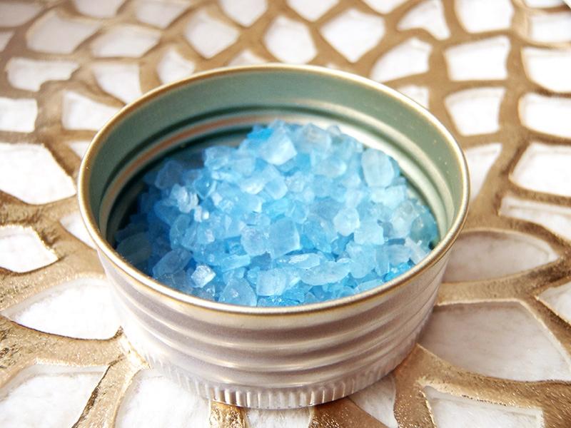 sole do kąpieli Cien, sole do kąpieli z Lidla, cien sól łagodząca