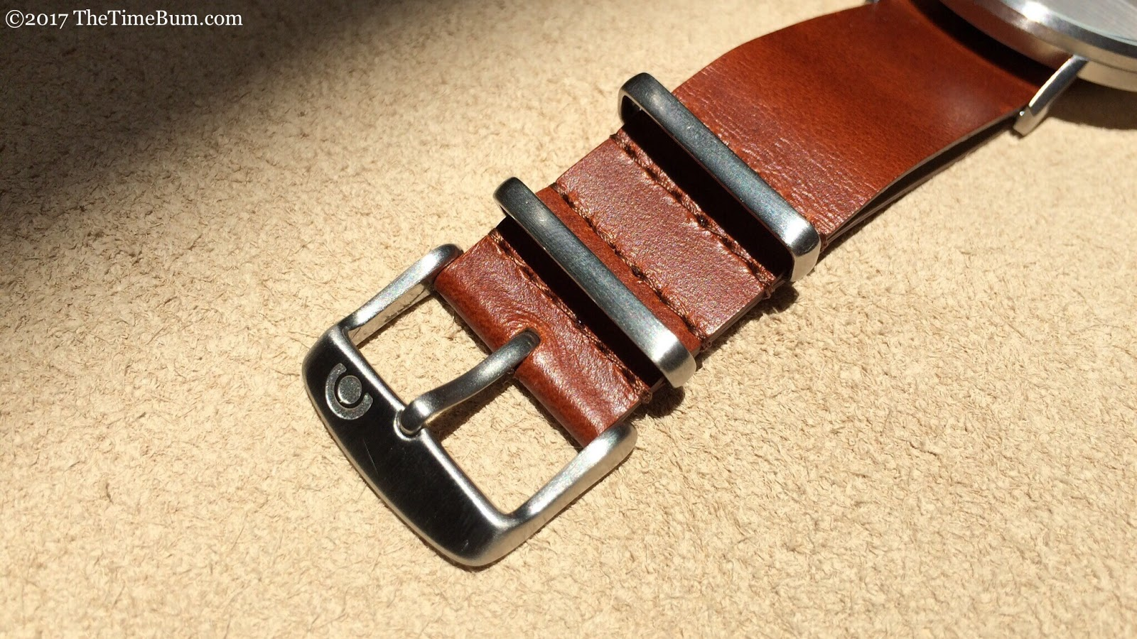 TACS Day and Night one-handed watch strap