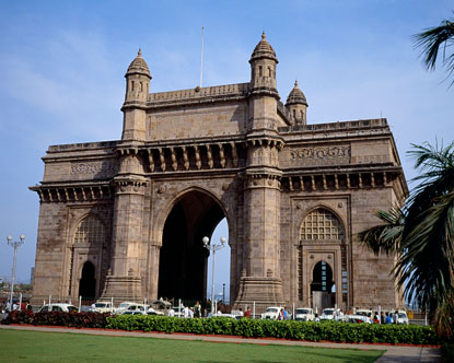Gateway Of India Indo Saracenic Style Of Architecture In