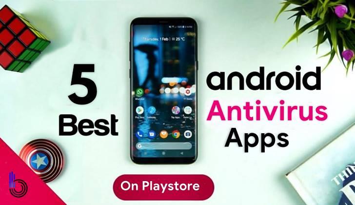 best android antivirus apps 2018