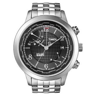Orologio Timex Intelligent Quartz World Time